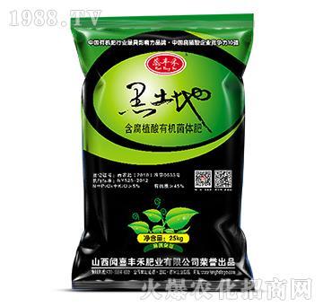 含腐植酸有机菌体肥-黑土地-蕊丰禾-丰禾