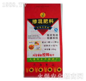掺混肥料28-14-10-丰华肥料