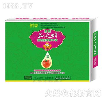番茄专用授粉坐果精华液-花之蜂-美尔森