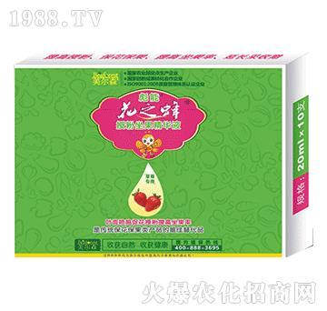 草莓专用授粉坐果精华液-花之蜂-美尔森