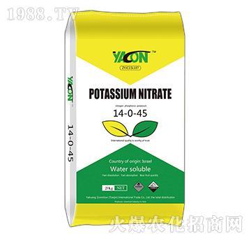 农业级硝酸钾14-0-45-亚矿中联