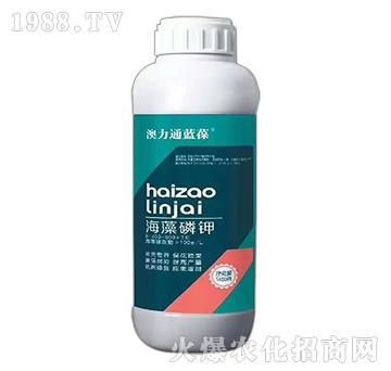 海藻磷钾0-400-500+TE-澳力通蓝葆-澳力通