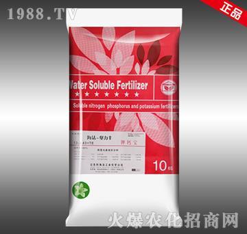 鉀鈣寶13-3-43+TE-堡力豐-海法