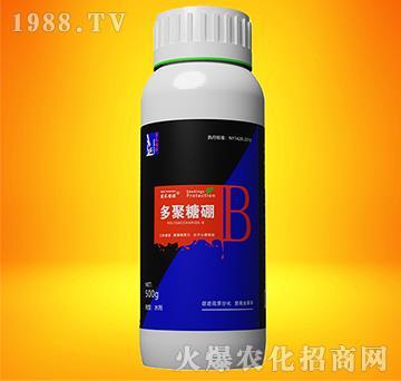 多聚糖硼(有机硼水溶肥)-实禾