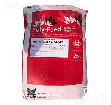 复合肥料16-8-32+2MgO+ME-海法·保力丰-海法