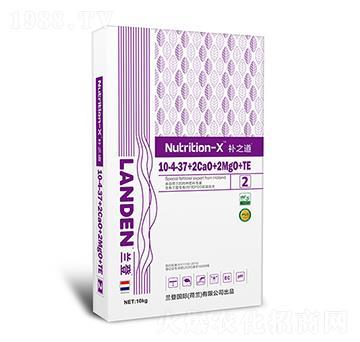 专用肥料10-4-37+2CaO+2MgO+TE-Nutrition-X™补之道®2号-中科三农