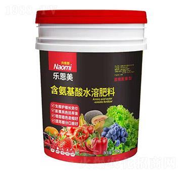 乐恩美-滋根膨果型含氨基酸水溶肥料