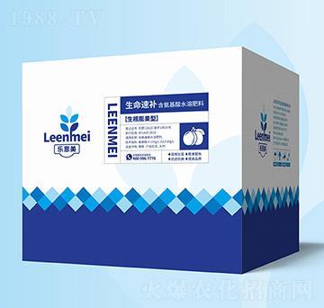 乐恩美-生命速补-生根膨果型含氨基酸水溶肥料