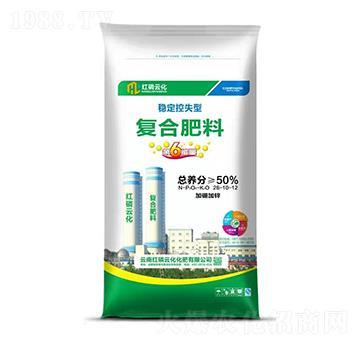 稳定控失型复合肥料28-10-12-红磷云化