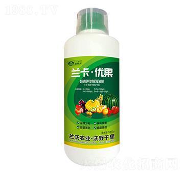 超磷钾浓缩清液肥0-500-600+TE-兰卡・优果-兰沃农业