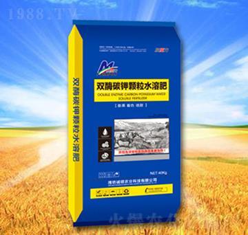 双酶碳钾颗粒水溶肥-诚硕农业