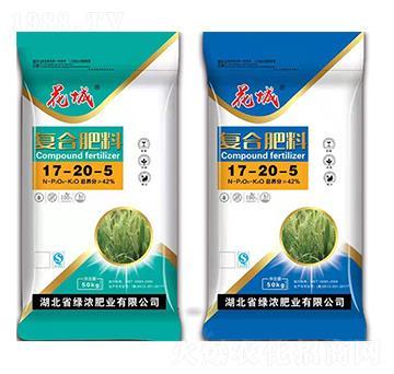 复合肥料17-20-5-花城-丰歌喜妹