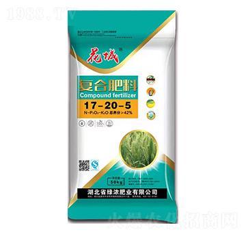 50kg复合肥料17-20-5-花城-丰歌喜妹