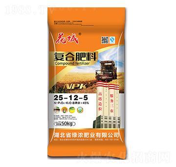 复合肥料25-12-5-花城-丰歌喜妹