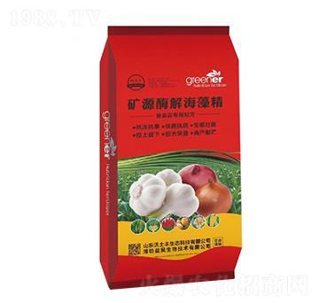 葱姜蒜专用矿源酶解海藻精-沃土丰