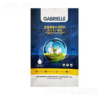 5kg广谱型含腐殖酸水溶肥料-沃土丰