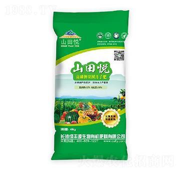 高磷钾果树月子肥-山田悦-绿丰源