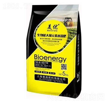生物能大量元素水溶肥10-8-42+TE-美优-奥朗生物