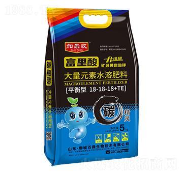 平衡型大量元素水溶肥料18-18-18+TE-加樂收-百利來