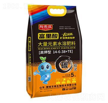 高鉀型大量元素水溶肥料14-6-38+TE-加樂收-百利來
