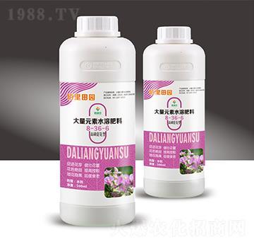 高磷促花型大量元素水溶肥料8-36-6-佰里田园-穗满仓