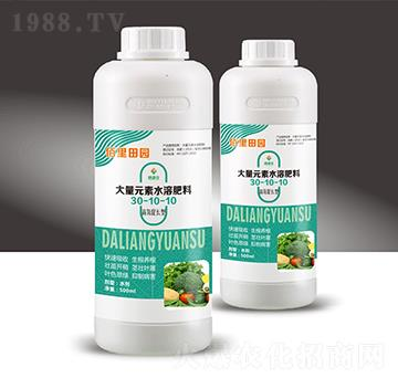 高氮促长型大量元素水溶肥料30-10-10-佰里田园-穗满仓