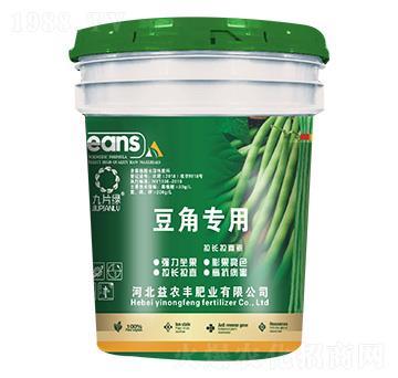 豆角专用含腐植酸水溶肥料-九片绿-益农丰肥业