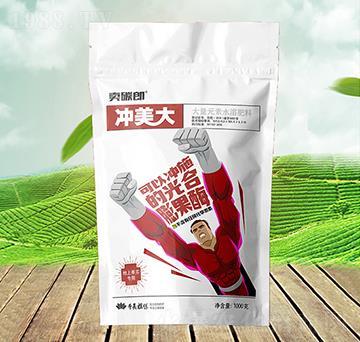 地上作物专用水溶肥料-冲美大-卖碳郎-千美植保