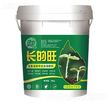 均衡营养平衡型含氨基酸水溶肥料-长的旺-诺倍琪