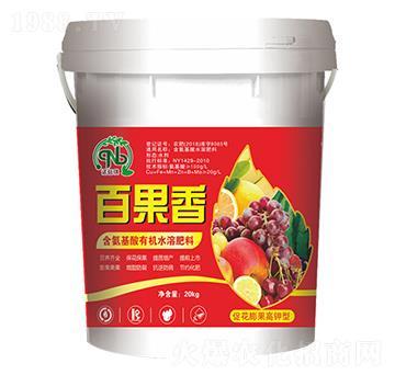 促根膨果高钾型含氨基酸水溶肥料-百果香-诺倍琪
