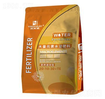 大量元素水溶肥料20-10-30+TE-英芙莱-百华生物