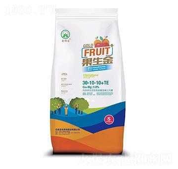 高氮型水溶肥30-10-10+TE-果生金-农多利肥业