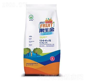 高钾型水溶肥13-6-41+TE-果生金-农多利肥业