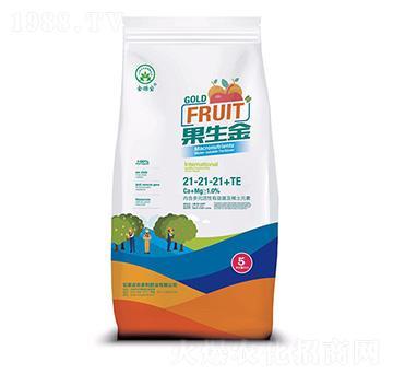 平衡型水溶肥21-21-21+TE-果生金-农多利肥业