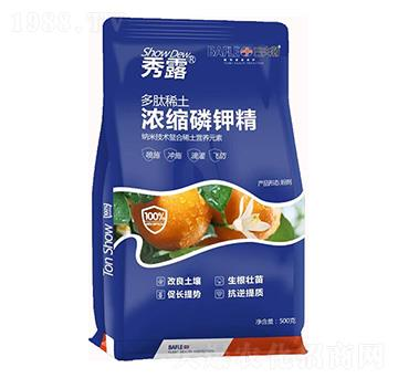 多肽稀土浓缩磷钾精-秀露-捷利诺华