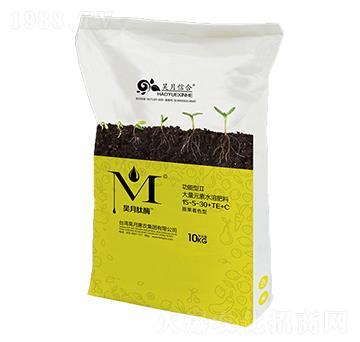 功能型Ⅱ膨果着色型大量元素水溶肥料15-5-30+TE+C-昊月惠农