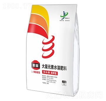 高钾型大量元素水溶肥料13-6-36 粮峰 金牌化工