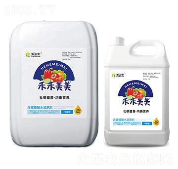 平衡型含腐植酸水溶肥料-禾禾美美-禾尔丰