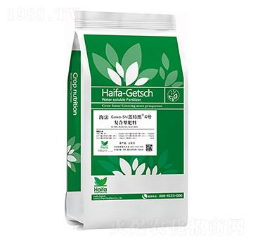 复合型肥料10-5-35 海法盖特施4号