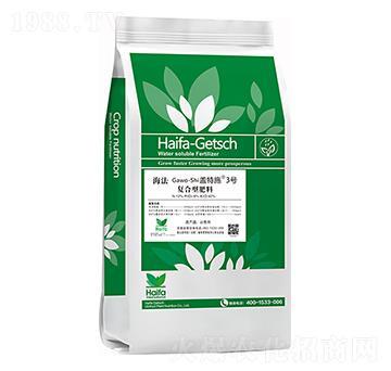 复合型肥料12-6-42 海法盖特施3号
