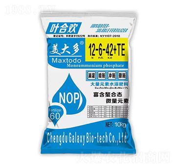 大量元素水溶肥料12-6-42+TE 姜大多 盖尔盖司