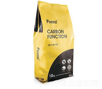 碳素功能肥16-7-35+TE 普恩特力