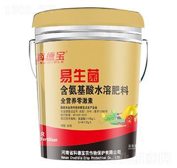含氨基酸水溶肥料 易生菌 科德��