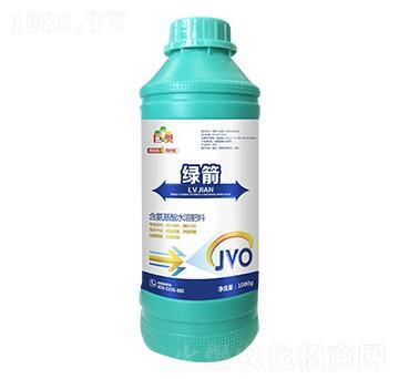 含氨基酸水溶肥料 绿箭 巨奥