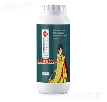 含腐殖酸液体复合肥(中药材通用)唐贵肥欧贝斯