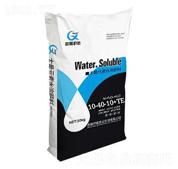 高磷型大量元素水溶肥料10-40-10+TE 祥棋护航 祥棋农业