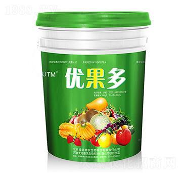 氨基酸水溶肥-优果多-大地惠农