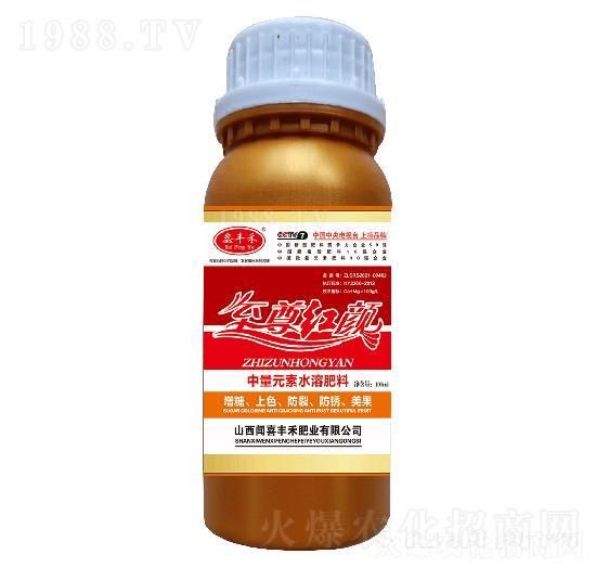 中量元素水溶肥料(增糖、上色、防裂、防锈、美果) 蕊丰禾
