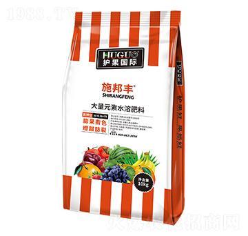 高钾型大量元素水溶肥料10-6-36+TE-施邦丰-护果