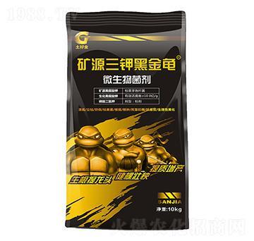10kg微生物菌剂 矿源三钾黑金龟 土好金